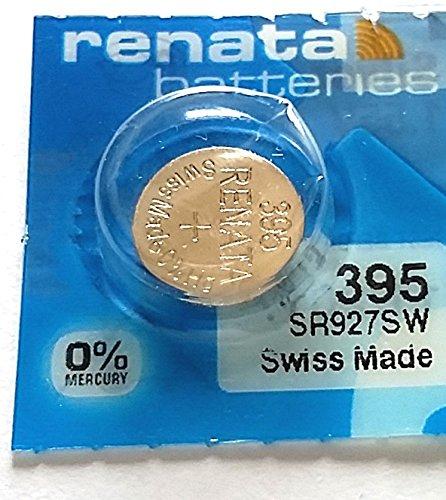 Renata Battery fabriquée en Suisse en Bouton de Lithium