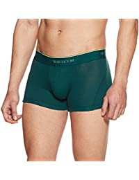 Fruit of the Loom Men's Solid Cotton Trunks