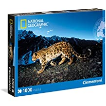 Clementoni 39376 - Puzzle 1000 National Geographic 2017