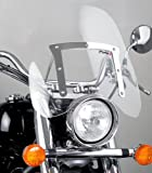 Motorrad Windschild Windschutz Puig Harley Davidson Sportster 883 R Roadster (XL 883 R) 02-15 Custom Chopper