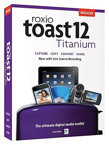 Roxio Toast 12 - Titanium