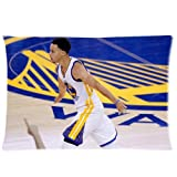 Cute Design Standard Size 20x30 Two Side Print 2015 MVP Stephen Curry NO.30 Cool Pictures For Child Pillowcases Cushion