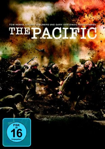 The Pacific [6 DVDs] (Stephen Tv-serie King)