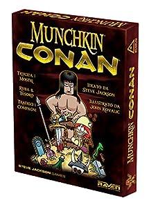 Raven-Munchkin Conan