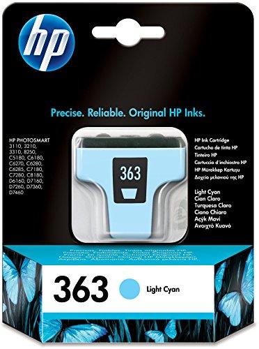 HP Tintenpatrone 363 hellcyan 5.5 ml