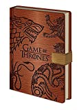 Cuaderno de Notas Premium Game Of Thrones - Casa Stark