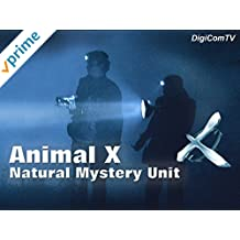 Animal X - The Natural Mystery Unit [OV]