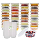 Best Freshware Meals - Freshware 40-Pack 8 oz Plastic Food Storage Containers Review