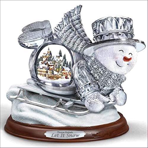 Andbby DIY 5D Diamant Painting voll,Stickerei Malerei Diamant Weihnachten Bild Muster Crystal Strass Stickerei Bilder Kunst Handwerk für Home Wand Decor gemälde Kreuzstich 30 * 30 cm -