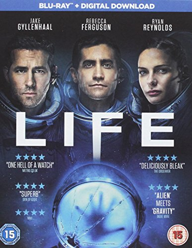 Life [Blu-ray] [UK Import]