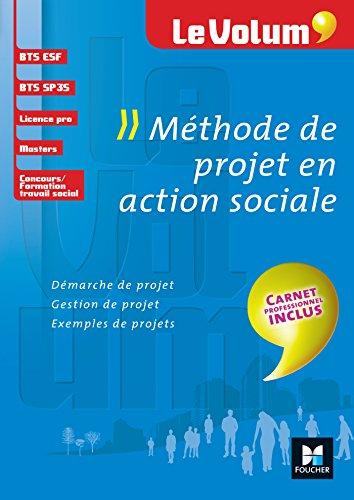 Méthode de projet en action sociale - Le Volum' BTS - Nº19 par Vincent Chevreux