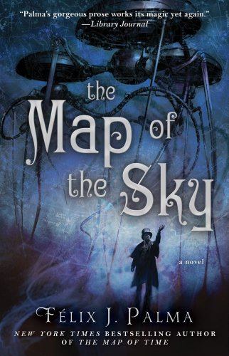 The Map of the Sky (Map of Time Trilogy)
