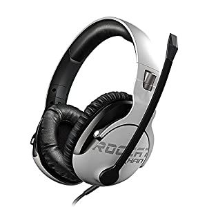 ROCCAT Khan- Competitive High Resolution Gaming Headset