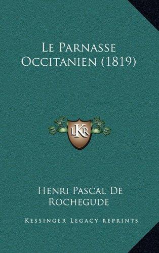 Le Parnasse Occitanien (1819)