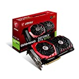 MSI Gaming GeForce GTX 1070 Ti 256-Bit 8GB GDDR5 VR Ready DirectX12 SLI Unterstützung Grafikkarte (GTX 1070 TI Gaming 8G) Boost Clock 1683 MHz