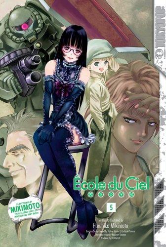 Mobile Suit Gundam Ecole du Ciel Volume 5