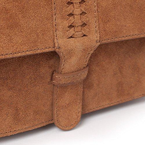 Collezioni Donna Redoute Tasca Donna A Forma Di Cammello In Pelle Crosta