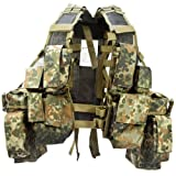 South African Army Tactical Assault Combat Vest Adjustable - Best Reviews Guide