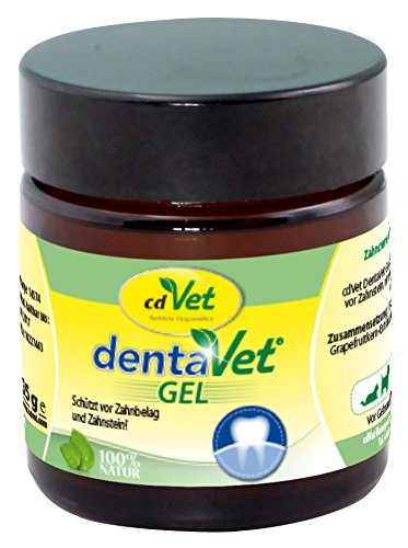 cdVet Naturprodukte DentaVet Gel 35 g