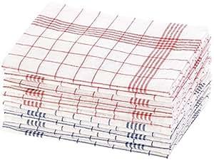 rosenstein s hne geschirrhandt cher 12er set halb leinen geschirrt cher 70x50 cm. Black Bedroom Furniture Sets. Home Design Ideas