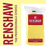 Renshaws Regalice Pastel Yellow Fondant Icing Edible 250g