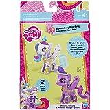 My Little Pony Pop Princesa Celestia & princesa Twilight Brillo diseño de un pony Kit