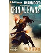 [ The Adversary (Dungeons & Dragons Forgotten Realms Novels: The Sundering) ] By Evans, Erin M (Author) [ Jan - 2014 ] [ Compact Disc ]