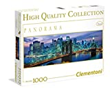 Clementoni 39209 - Puzzle New York Brooklyn Bridge, 1000 Pezzi