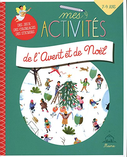 Mes activités de l'Avent et Noël :...