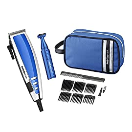 BaByliss 7448CGU Pro Mains Hair Clipper Detail Trimmer Gift Set Kit - 51grhOeJSEL - Babyliss 7448CGU Pro Mains Hair Clipper Detail Trimmer Gift Set Kit {3030053374480}