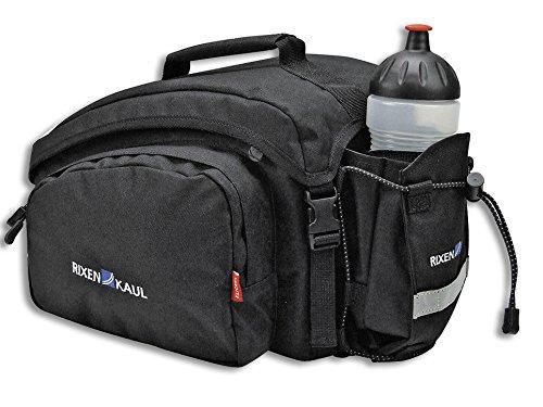 KLICKfix Farradtasche Rackpack 1 Schwarz, 0266SA Preisvergleich