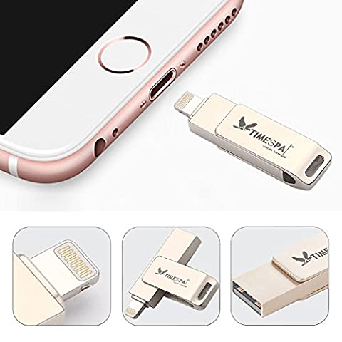 Iphone 6s 16gb - USB Stick pour iPhone Clé 16GO ATIMESPAL