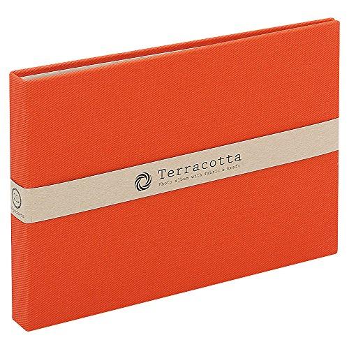 Nakabayashi cuite (Terracotta) album de poche / 2L c?t? de taille / Rouge TER-2LP-85-R (japon importation)