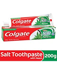 Colgate Active Salt Neem Toothpaste 200G