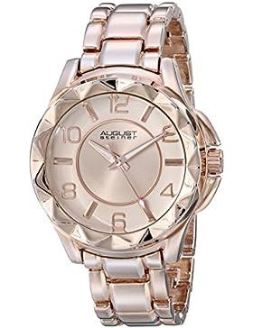 August steiner Damen-Armbanduhr Quartz Bracelet Analog Quarz AS8159RG
