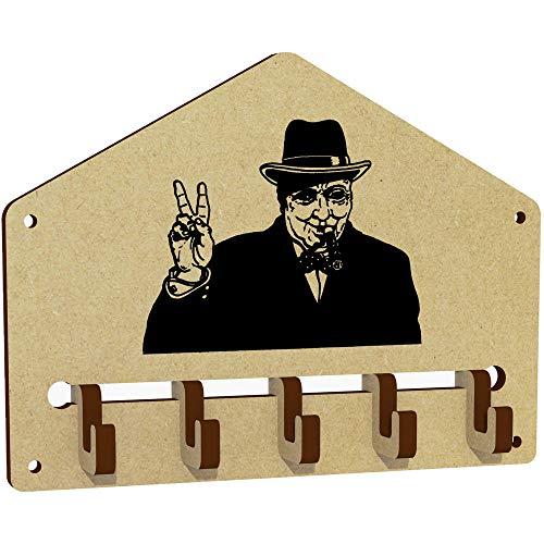 Winston Schlüssel ('Winston Churchill' An der Wand befestigter Schlüsselhaken / Halter (WH00024629))