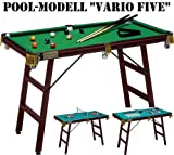 Heiku-Sport Pool-Billard Vario Five