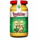 Bautzner Senfspezialität 'Der Würzige' (200 ml)