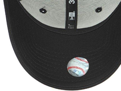 New Era 3930 MLB Black Base NY