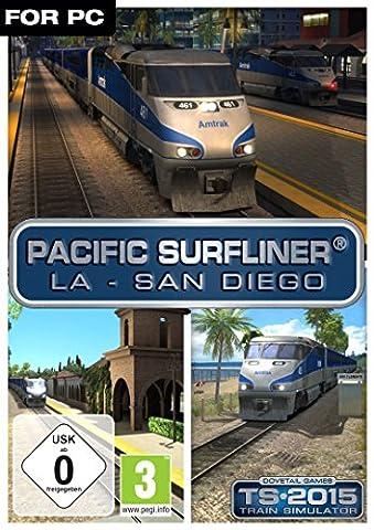 Train Simulator 2015 - Pacific Surfliner® LA - San Diego
