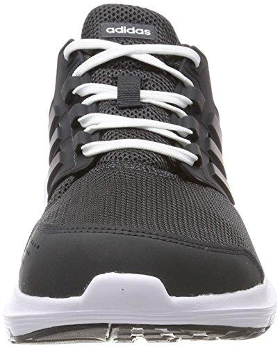 adidas Galaxy 4 W, Chaussures de Running Femme Gris (Carbon S18/ftwr White)