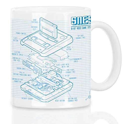 style3 16 Bit Controller Cianografia Tazza Caffè