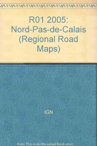 R01: Nord-Pas-de-Calais (Regional Road Maps)