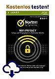 Norton Wi-Fi Privacy | 1 Ger�t | PC/Mac/Android | 12 Monats Abonnement - monatliche Abrechnung Bild