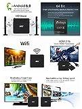 [2017 New Arrivals] M9+ TV BOX M9 Plus Amlogic S905X 64bit Quad-core Android 6.0 Smart TV Box HDMI 1G/8G Supports 3D 4K WIFI + Mini Wireless Keyboard