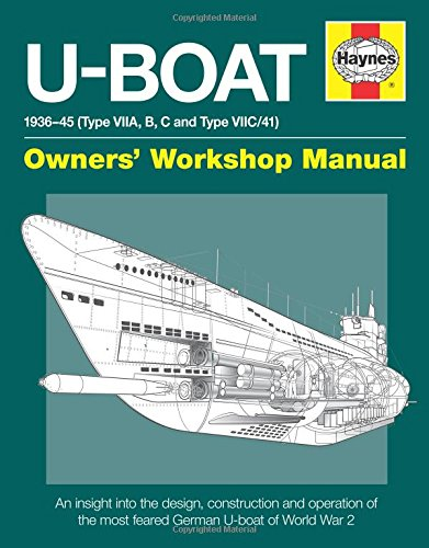 U-Boat Manual: An insight into owning, operating and maintaining (Haynes Manual) por Alan Gallop