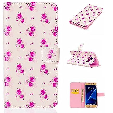 Embrasse Anneaux Pompon - KSHOP Case Cover pour Samsung Galaxy S7