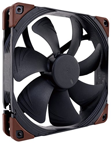Noctua NF-A14 iPPC-24V-2000 IP67 PWM, 4-Pin, Industrielüfter, 4-Pin, 2000 RPM, 24V Version (140mm, Schwarz)