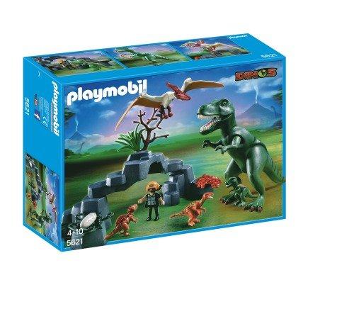 Playmobil 5621 - Dinosaurio conjunto exclusivo