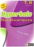 Image de Mathématiques Tle S Spécialité : Programme 2002